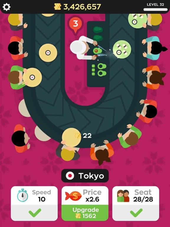 Sushi Bar Idle screenshot 8