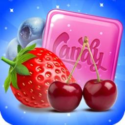 Jelly Fruit Candy Jam Pop