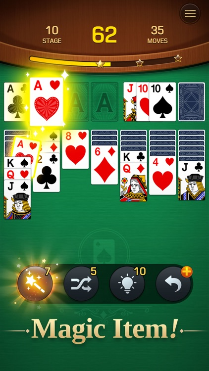 World of Solitaire: Card game screenshot-6