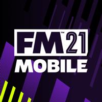 Football Manager 2021 Mobile - SEGA Cover Art