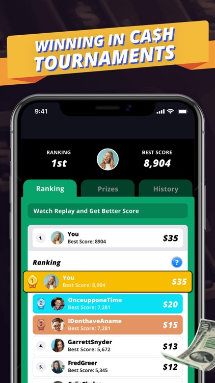 Arcade Win: Play for Cash screenshot-6