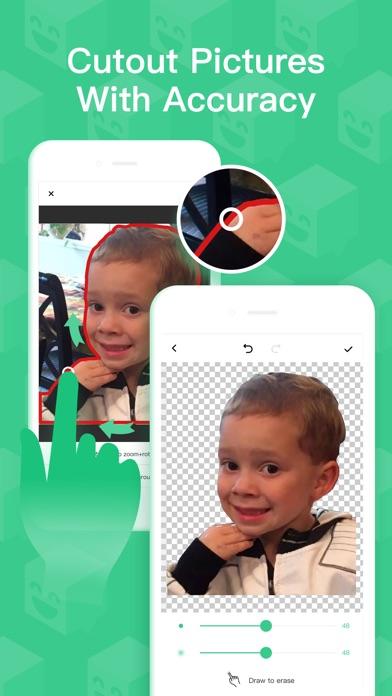 Screenshot for Sticker Maker Stiker Studio in Mexico App Store