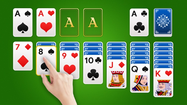 Solitaire Poker Games screenshot-7