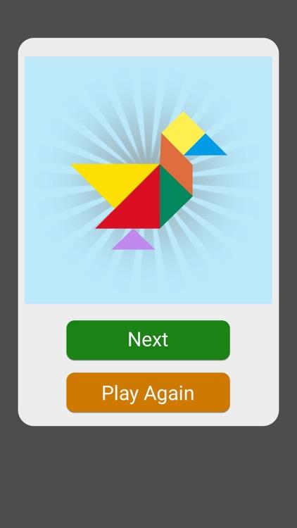 Tangram Puzzles For Adult screenshot-5