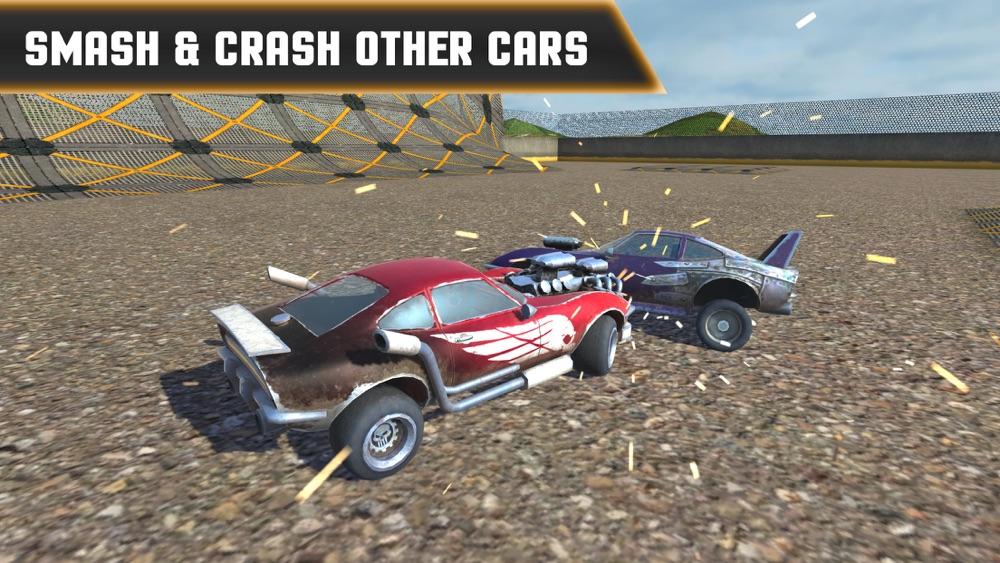 Car Battle Arena – Online Game