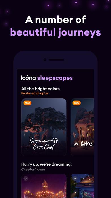 Loóna: calm, relax and sleepのおすすめ画像4