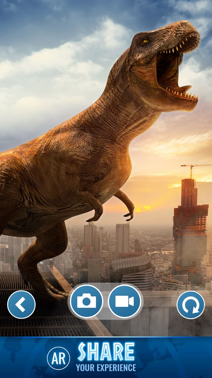 Jurassic World Alive screenshot-0
