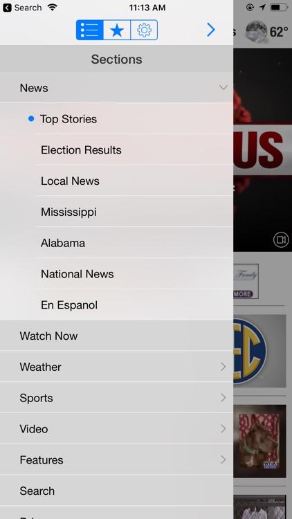 WTVA/WLOV News & Weather screenshot-3