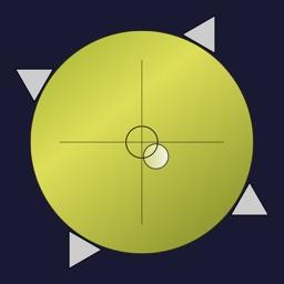 Bubble Level + Compass