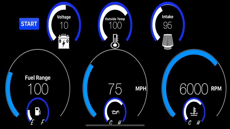 MultiDash: OBD2 Dashboard