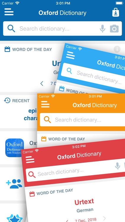 Oxford Literary Terms screenshot-4