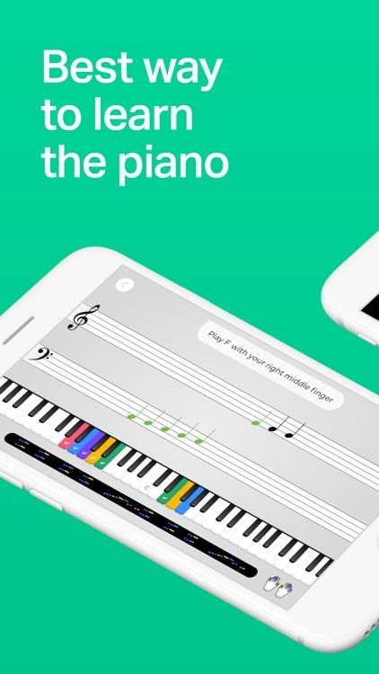 Piano by Yousician screenshot-0