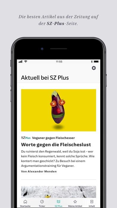 SZ.de Nachrichten