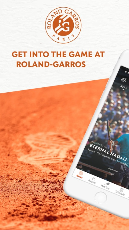 Roland-Garros Official screenshot-0