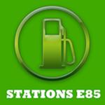 Stations E85 pour pc