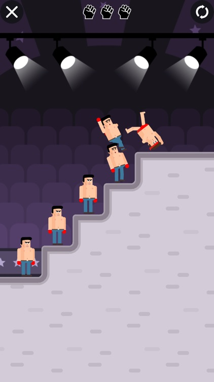 Mr Fight - Wrestling Puzzles