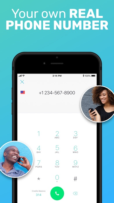 download Free Tone - Calling & Texting