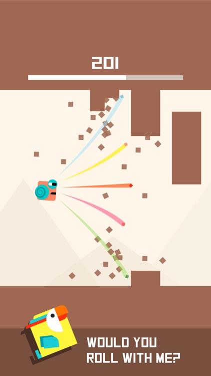 Square Bird Watch - Block Jump screenshot-4