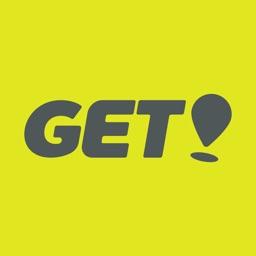 GET - On Demand Lifestyle App
