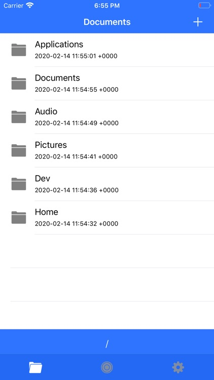 SynciOS File Manager