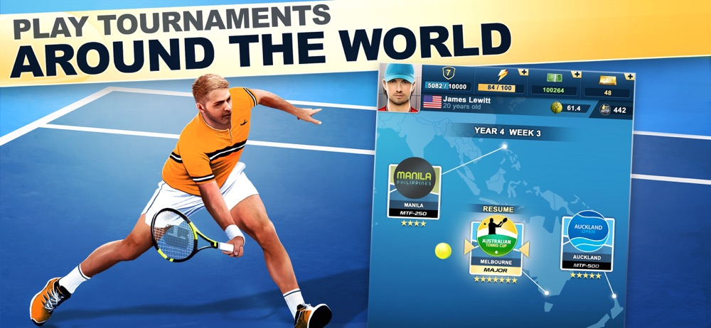 Tennis Manager 2020 - TOP SEED hack tool