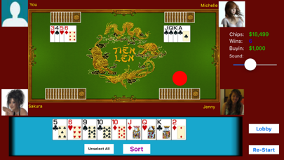 Tien Len (Vietnamese Poker) free Points and Chips hack