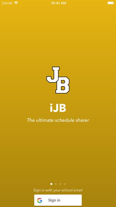 iJoelBarlow - JBHS screenshot 2