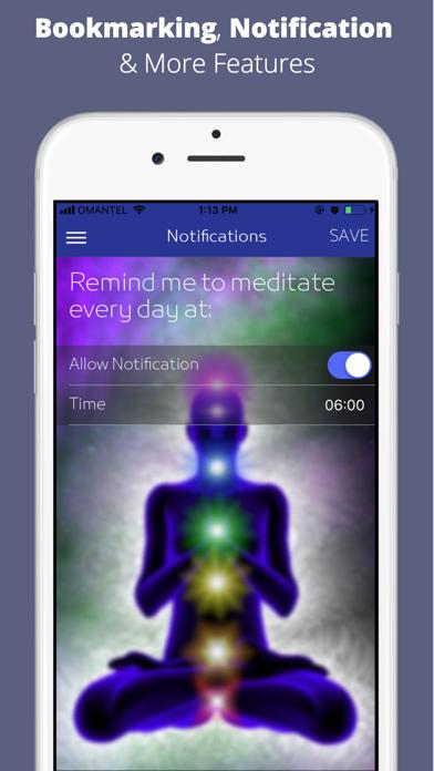 Zanti - Yoga Meditation screenshot 3