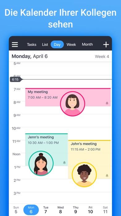 Kalender von Readdle: PlanerScreenshot von 5