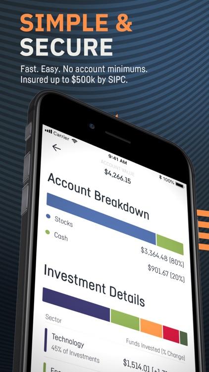 dough - Stock & Option Trading screenshot-4