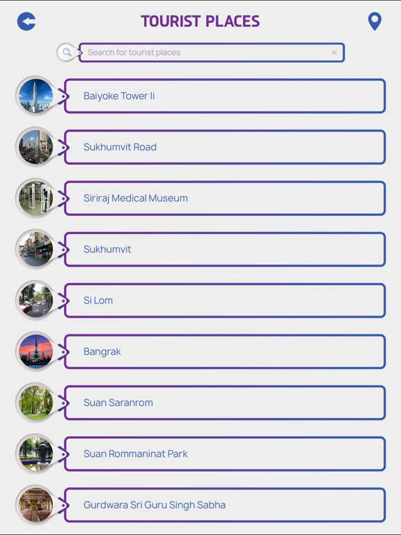Bangkok Travel Guide screenshot 8