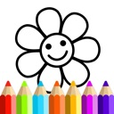 DRAWING FOR KIDS: Color Games