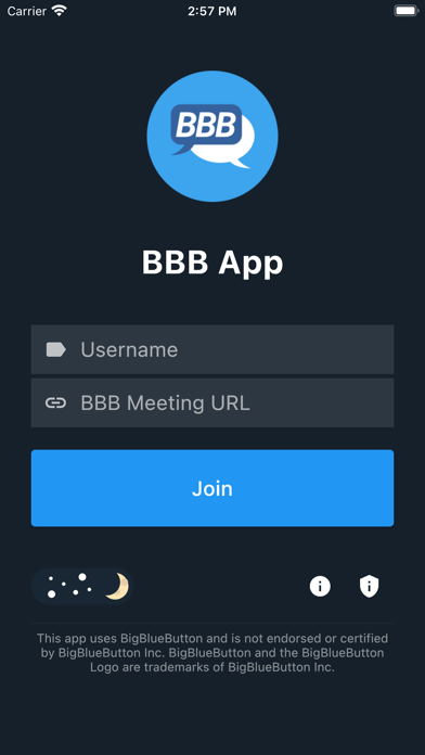messages.download BBB - App software