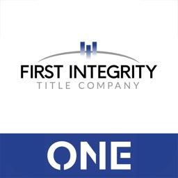 FirstIntegrityAgent ONE