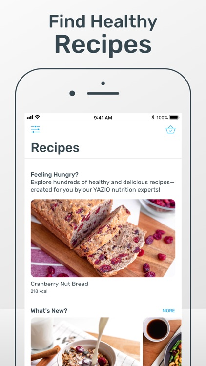 YAZIO: Diet & Food Tracker screenshot-5