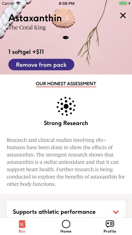 Care/of Vitamins screenshot-5