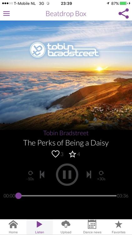 BEATDROP BOX® by Music Dropboxes BV