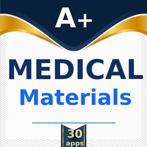 Medical Materials For Exam Rev