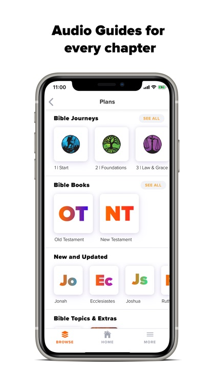 Through the Word App