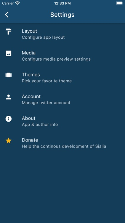 Sialia screenshot-4