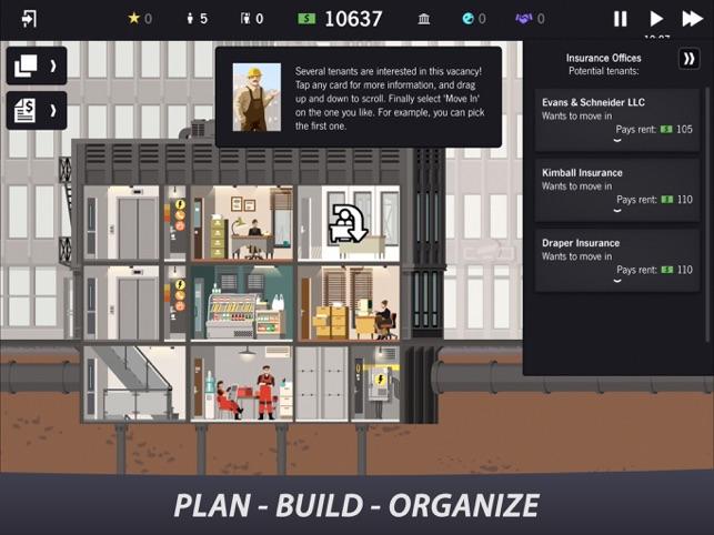 Project Highrise Screenshot