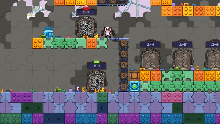 Rehtona: Hardcore Puzzle Game screenshot-6
