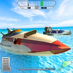 Top Jetski Water Scooter Racer