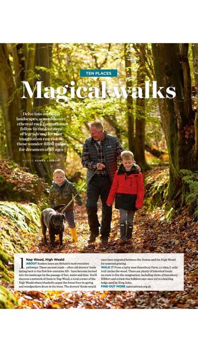 Walk Magazine screenshot1