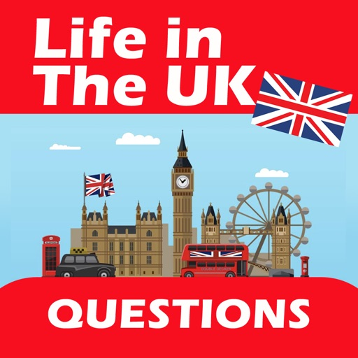 Life in the UK Test 2020. icon