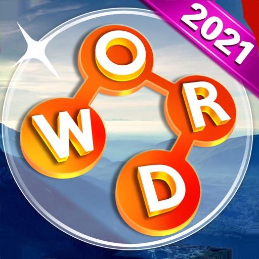 Word Scenery: Crossword puzzle