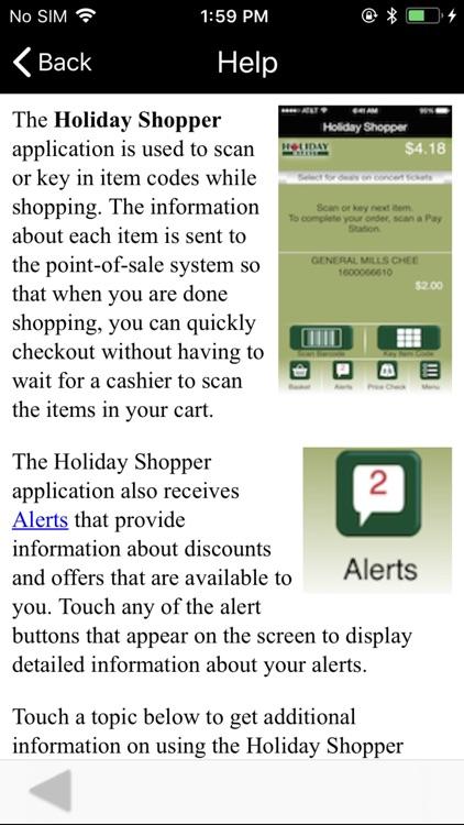 Holiday Market Shopper screenshot-4
