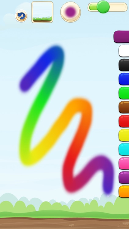 Toddler Paint and Draw screenshot-0