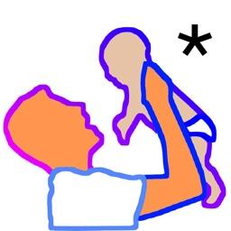 Pregnant Dad N*