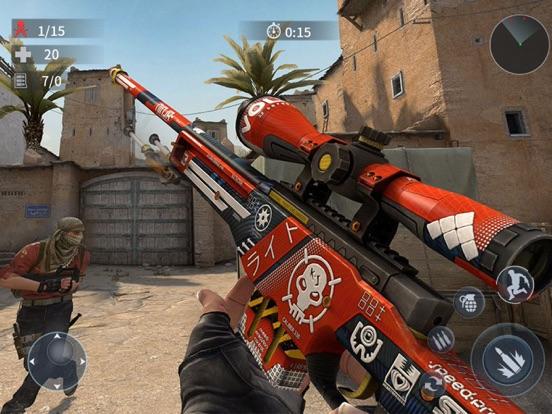 Gun Strike- Critical Ops Mobleのおすすめ画像2